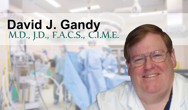 Jackson Orthopaedic Clinic - Dr David J Gandy